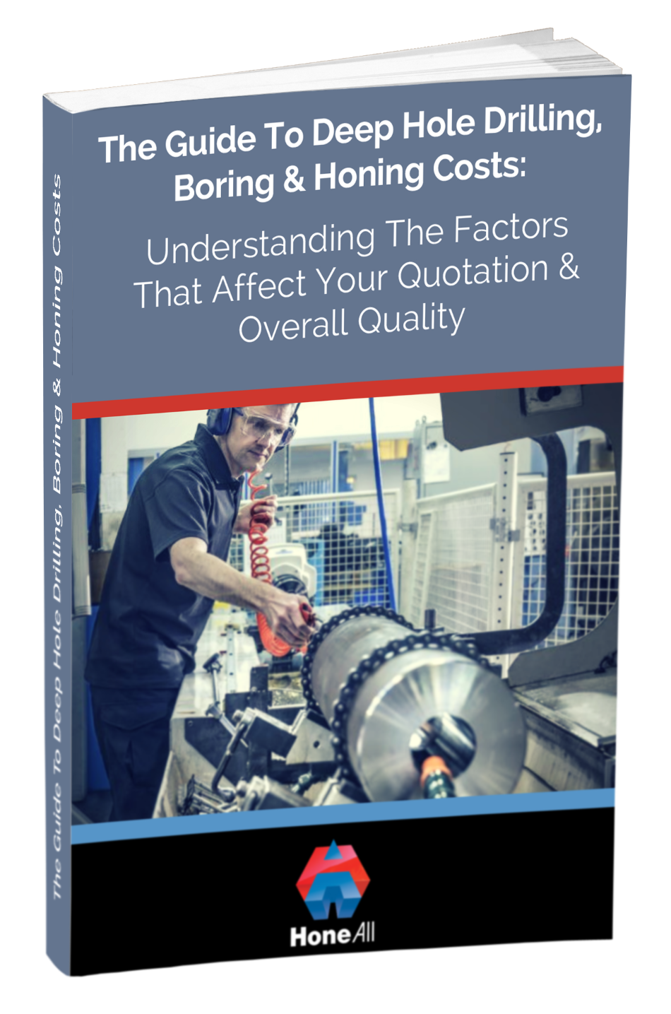 How To Save Money On Deep Hole Drilling, Boring & Honing: Download Our FREE Guide