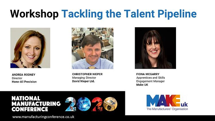 Workshop -Tackling the Talent Pipeline