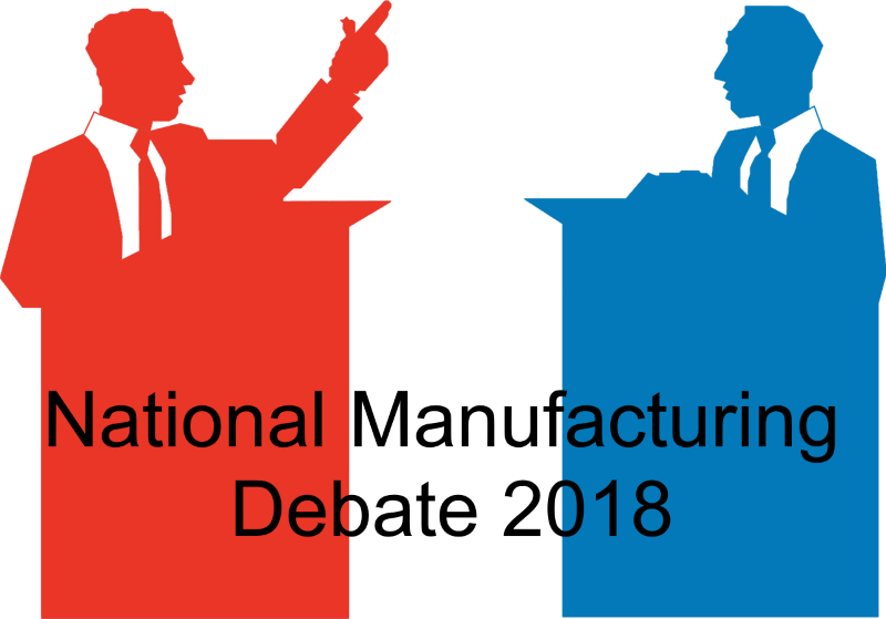 Hone All Director Andrea Rodney's Keynote Speech At The National Manufacturing Debate 2018