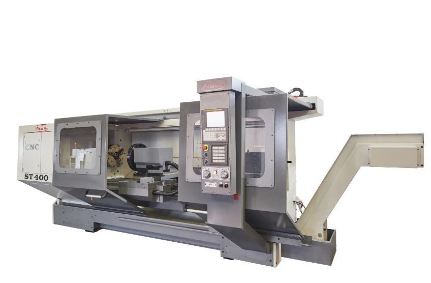 STH400 CNC Lathe