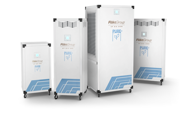 A Faster Route Out Of Lockdown How The New Flakt Group Air Treatment System Could Reduce Indoor Coronavirus Transmission